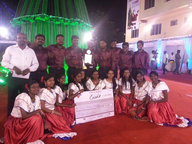 Choir Winners