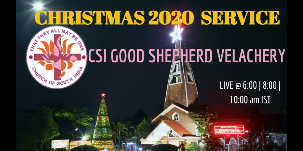 Christmas 2020 services