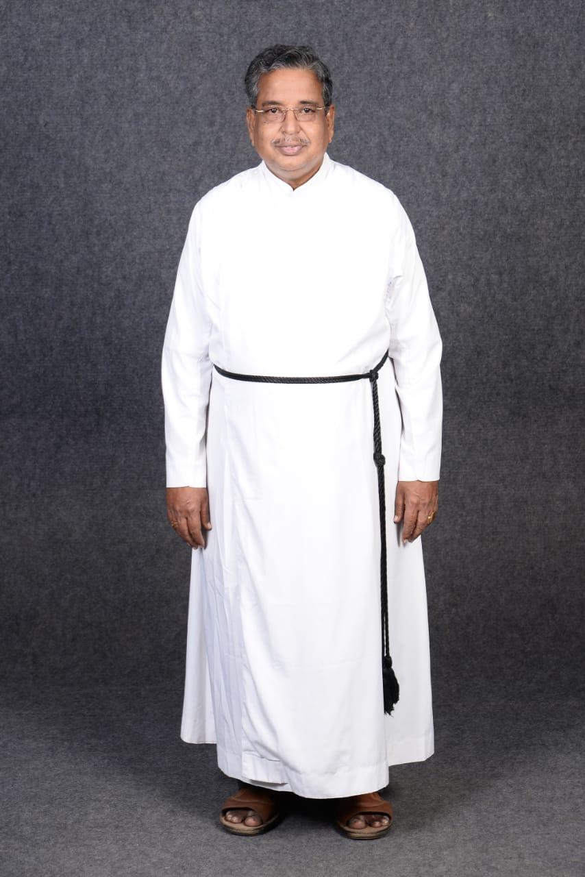 Pastor Rev Dr.S.Asok kumar